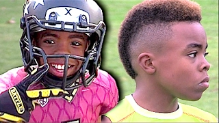 Bunchie Young   🔥🔥 Kid has Crazy Footwork and Speed