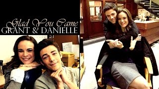 grant gustin & danielle panabaker :: glad you came