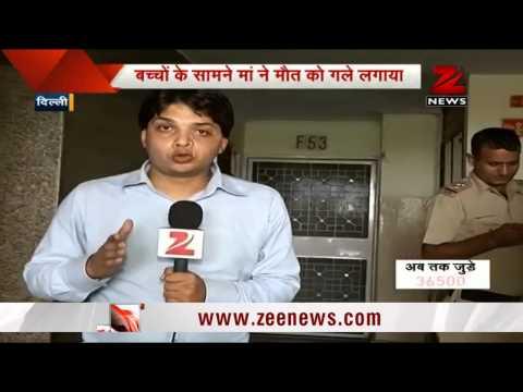 Xxx Mp4 Mother In Delhi Commits Suicide Infront Of Kids 3gp Sex
