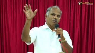 12TH NOVEMBER 2017 || SUNDAY SERVICE MESSAGE || ROSE OF SHARON A.G.CHURCH, KUNDRATHUR