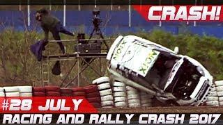 Racing and Rally Crash Compilation Week 28 July 2017