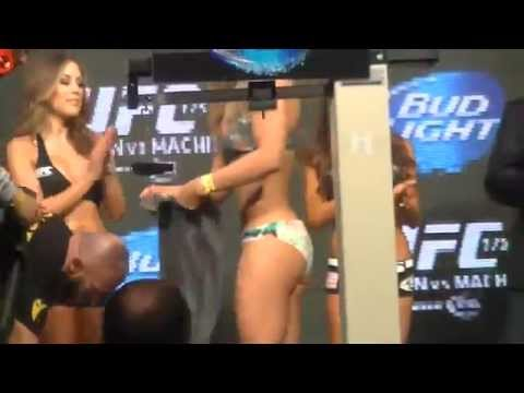 Sexiest Ronda Rousey Moment Ever