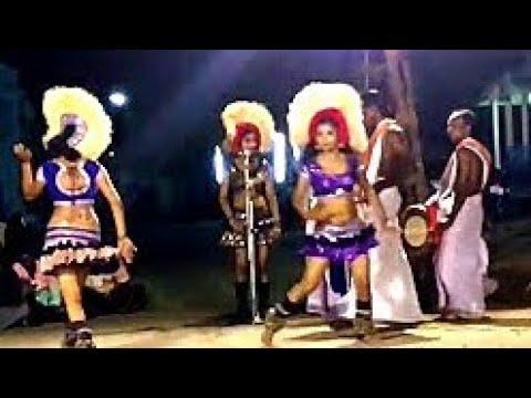 Beautiful  Karakattam  ( தஞ்சை குட்டி சித்ரா குழு ) Singing  & Dancing Tamil Nadu June 2017 HD 720p