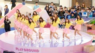 [4K] 160513 아이오아이(I.O.I) 'Dream Girls (드림걸스)' 직캠 @팬사인회, 영등포 타임스퀘어
