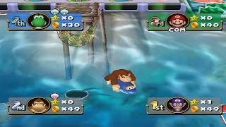 TheRunawayGuys - Mario Party 4 - Koopa's Seaside Soirée Best Moments