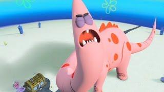 SpongeBob HeroPants Walkthrough - Ending - Dream Land: Level 15