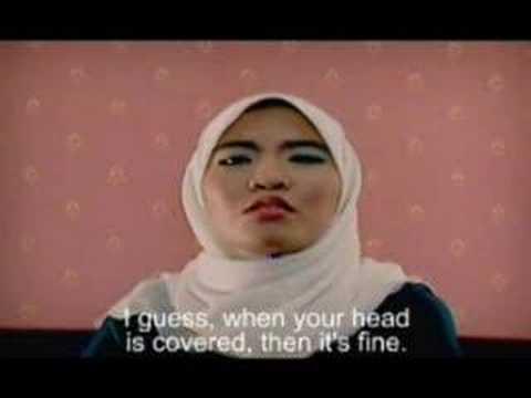 MMU 4 Types of Hijabis