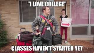 College Freshman: The Movie (UW Oshkosh)