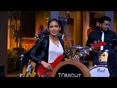 Keren!! Anindya Main Bass, Vincent Gak Mau Kalah