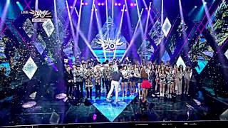 Sistar won on music bank (touch my body)