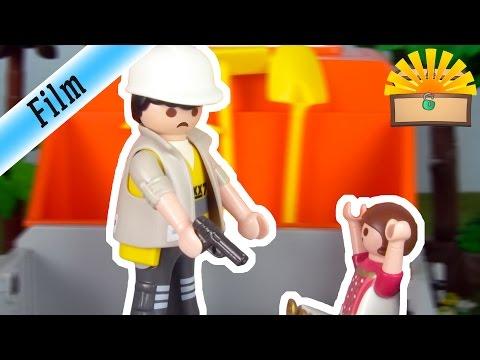 KIND ENTFÜHRT SEK EINSATZ - Playmobil Film deutsch - FAMILIE Bergmann 115
