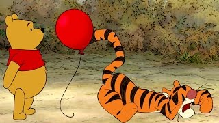 Tigger's Balloon | The Mini Adventures of Winnie The Pooh | Disney