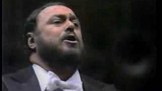 Pavarotti- The Tenor Voice- If I were Only a Tenor!