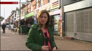 Birmingham: Gunman Opened Fire In Chicken.com In Coventry Road, Small Heath