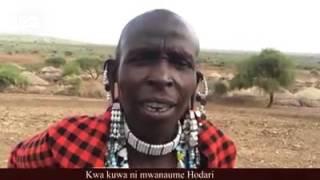 Maajabu mzee mwenye familia yenye watu mia tano.