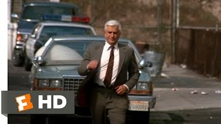 The Naked Gun: From the Files of Police Squad! (8/10) Movie CLIP - Runaway Car (1988) HD