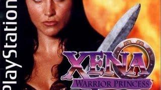 Xena Warrior Princess Full Game Movie All Cutscenes Cinematic