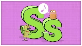 ABC Song: The Letter S,