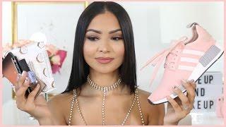 April Favorites Makeup, Shoes + Jeans | Diana Saldana