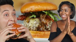 Tasty Cook-Off: Burgers