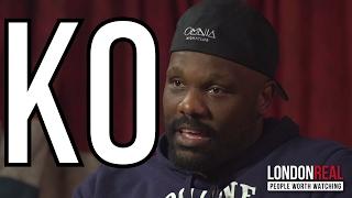 I'LL KNOCK DAVID HAYE OUT | Dereck Chisora on boxing | London Real
