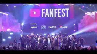 Closing @ YouTube FanFest India 2016