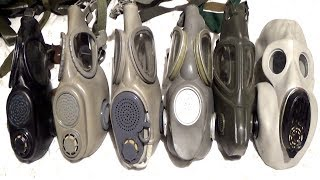 How NOT to design a Gas Mask