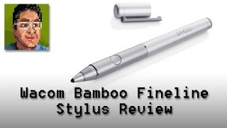 Wacom Bamboo Fineline Stylus for iPad Review