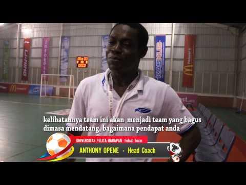 Xxx Mp4 Futsal LIMA Team Univ PELITA HARAPAN Coach Anthony Opene Nigeria 3gp Sex