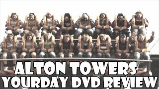 Alton Towers YourDay DVD Review