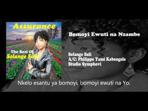 Xxx Mp4 Solange Safi Bomoyi Ewuti Na Nzambe Lyrics Paroles 3gp Sex