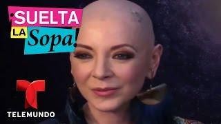 Edith González se muestra sin peluca en su batalla contra el cáncer | Suelta La Sopa | Entre