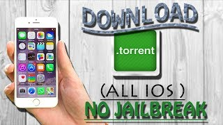 how to Download Torrents on iphone/ipad/pod (no jailbreak- no zbigz ) All Ios Supported