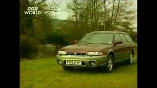 Old Top Gear - 1997 Subaru Legacy Outback