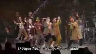 BoA - Santa Claus is coming to town - Legendado em português