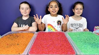 Orbeez Toy Challenge - Minecraft - Shopkins Toy Opening - Surprise Toys For Kids