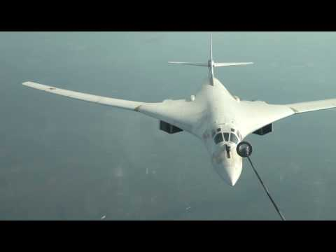 Xxx Mp4 Challenging Refueling Russian Heavy Bomber Tu 160 Refueled Mid Air 3gp Sex