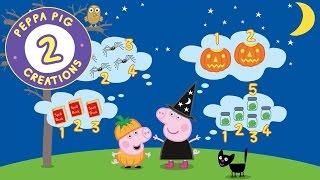 Peppa Pig Creations! - Peppa Pig Creation 02 - Halloween activities!