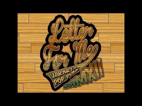 Letter For Me Forever With You Lirik
