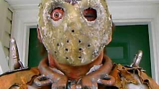 Jason X Life-sized Costume Freddy Myers Mask