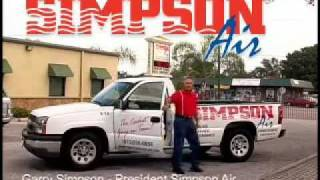 Air Conditioning Tampa - Simpson Air