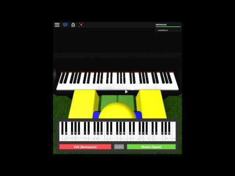 See You Again Wiz Khalifa On A Roblox Piano Again Playithub