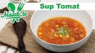 Sup Tomat | Resep #249