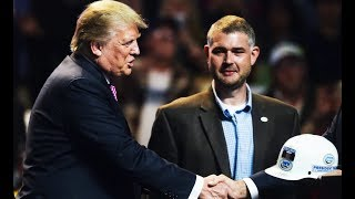 Trump Takes Credit For A Few Dozen New Coal Jobs