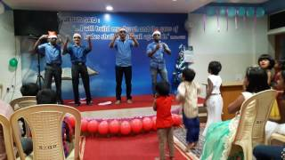 Malayalam christian song dance