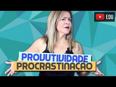 Procrastinação Vs. Produtividade   Vídeo em Inglês