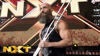 The NXT Universe gets under the skin of Tommaso Ciampa: WWE NXT, March 7, 2018