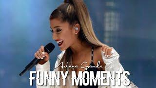 Ariana Grande | Funny Moments