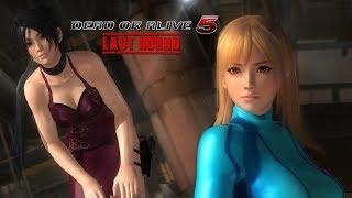 Dead Or Alive 5 Last Round Momiji vs Phase 4 PC Mod