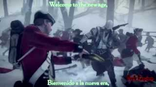 Assassin's Creed III | Imagine Dragons - Radioactive (Sub inglés-español)